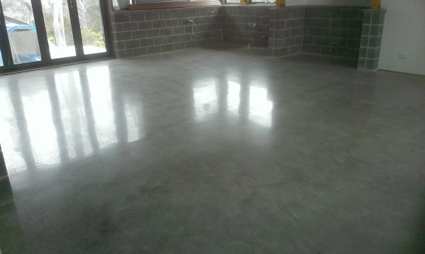 Diamond Polished Concrete